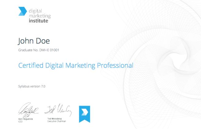 DMI-certificate-1